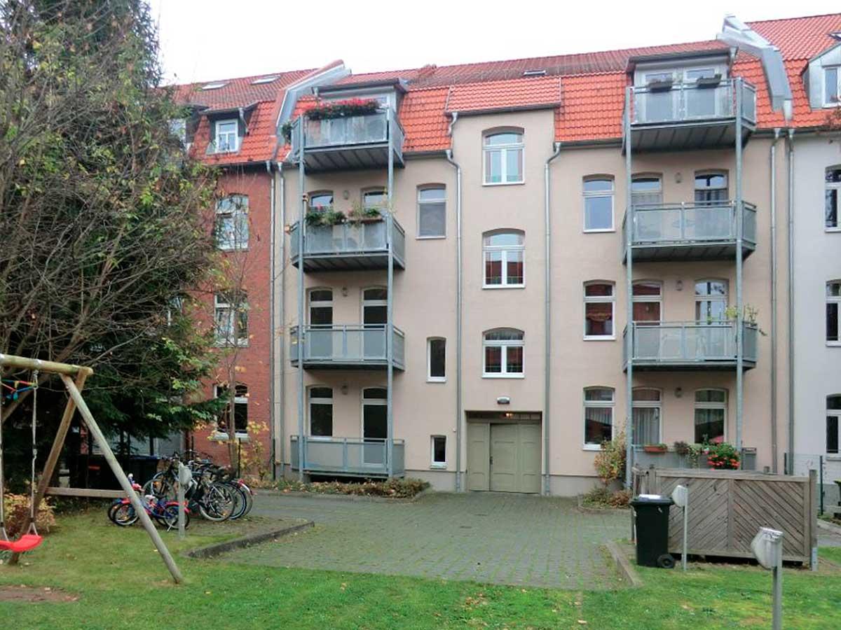 Mieten Kaufen Eigentumswohnung über 2 Etagen in Erfurt