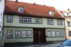 Denkmalgeschütztes Mehrfamilienhaus im Zentrum von Waltershausen