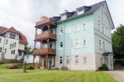 3 Raumwohnung mit Garten in ruhiger Lage von Waltershausen inklusive Garage