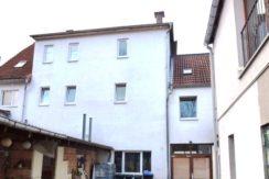 Mehrfamilienwohnhaus im Zentrum von Ohrdruf