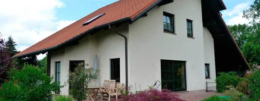 Architektenhaus mit wunderschönen Details in Warza | *VERKAUFT*