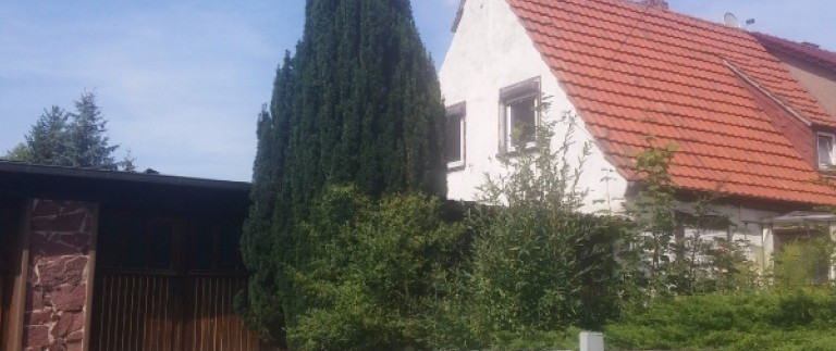 Haus zum ausbauen in Gotha Siebleben – | *VERKAUFT*