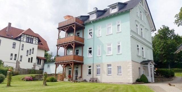 Waltershausen | 3 Raumwohnung mit Garten | *VERKAUFT*