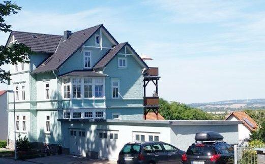 Wohnung mit Garten in ruhiger Lage von Waltershausen | *VERKAUFT*