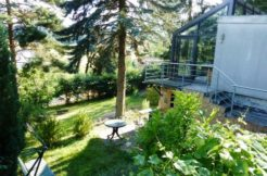Ferienhaus mit herrlichem Inselsbergblick