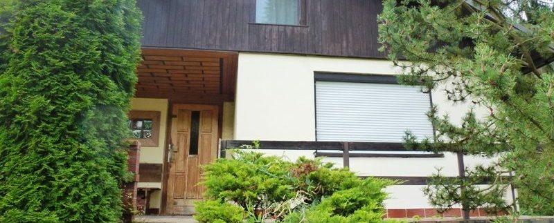 Winterstein | Bauland mit Ferienhaus | *VERKAUFT*