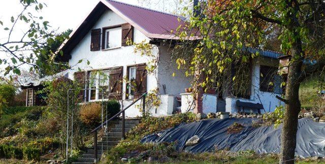 Ferienhaus*ruhige Lage & Blick in die Suhler Berge | *VERKAUFT*