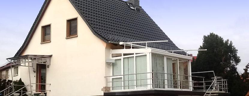 Einfamilienhaus mit großem Wintergarten und Dachterrasse | *VERKAUFT*