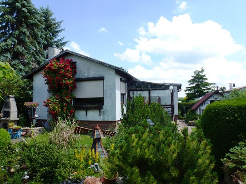 Ferienhaus in exponierter Lage in Eschenbergen