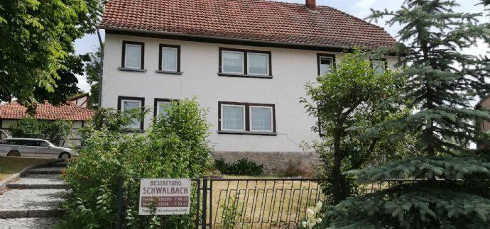 Wipfratal | Mehrgenerationshaus! Immobilie in Marlishausen mit Garage und Nebengelass | *VERKAUFT*
