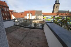 Attraktives Stadthaus im Gothaer Zentrum – Eigennutzung mit Vermietung kombinierbar!